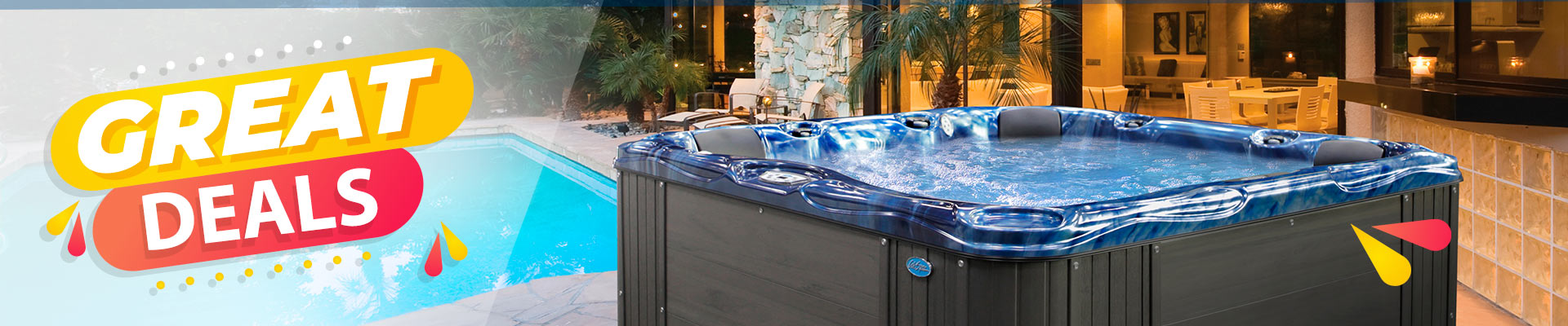 Hot Tub Sales Great Deals